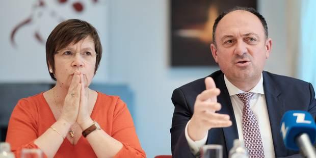 Le gouvernement wallon a adopté un plan d'investissements de 5 milliards d'euros, répartis sur 31 projets - La Libre