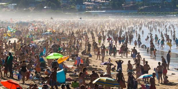 Les trois dernières années sont les plus chaudes jamais enregistrées - La Libre