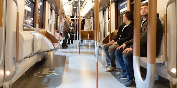 Bruxelles: les premiers métros automatiques pour début 2020 - La Libre
