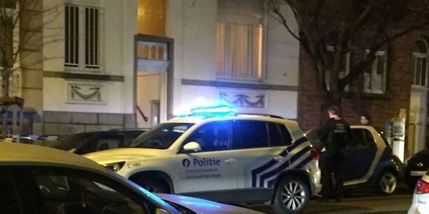 Décès suspect d'une femme à Schaerbeek: un homme de 31 ans arrêté - La Libre