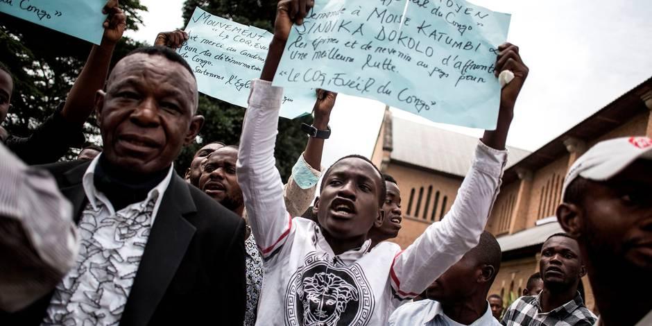 """RDC: """"marche pacifique"""" interdite dimanche, l'ONU enverra des observateurs"""