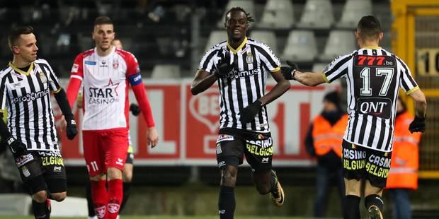 Pro League: Charleroi renoue avec la victoire dans le duel hennuyer face à Mouscron (2-0) - La Libre