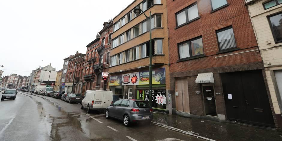 Anderlecht : 18 personnes évacuées suite à un incendie