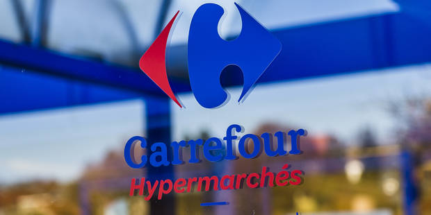"""Carrefour en difficultés: """"Silence"""", voire """"black-out"""" complet de la part de la direction - La Libre"""