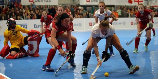 Euro Indoor Dames: Les Indoor Red Panthers ont émerveillé la salle (VIDEOS) - La Libre