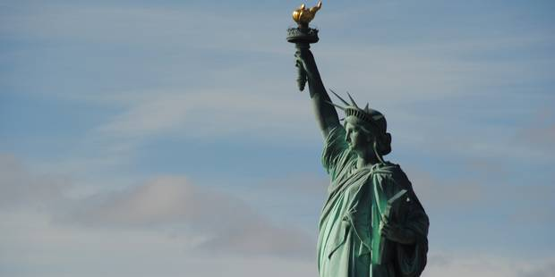 "La Statue de la Liberté, fermée pour ""shutdown"", rouvrira lundi - La Libre"