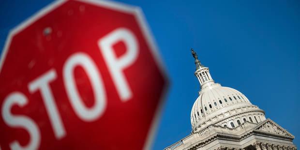 """Les Etats-Unis toujours en """"shutdown""""... avec quelles conséquences? - La Libre"""