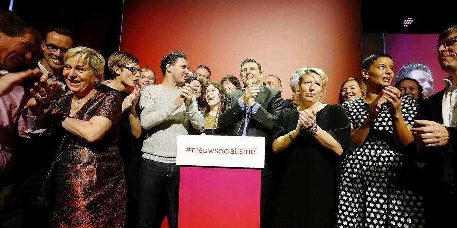 Le SP.A ou la fin d'une certaine époque du socialisme (ANALYSE)