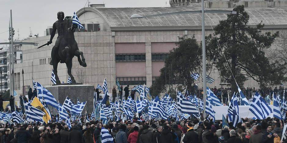 """Fin des tensions (enfin) en vue sur le nom de """"Macédoine""""?"""