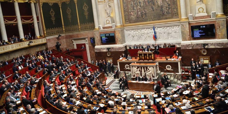 1700 m² d'appartements et zéro loyer: les spacieux logements des hauts fonctionnaires de l'Assemblée française - La Libr...