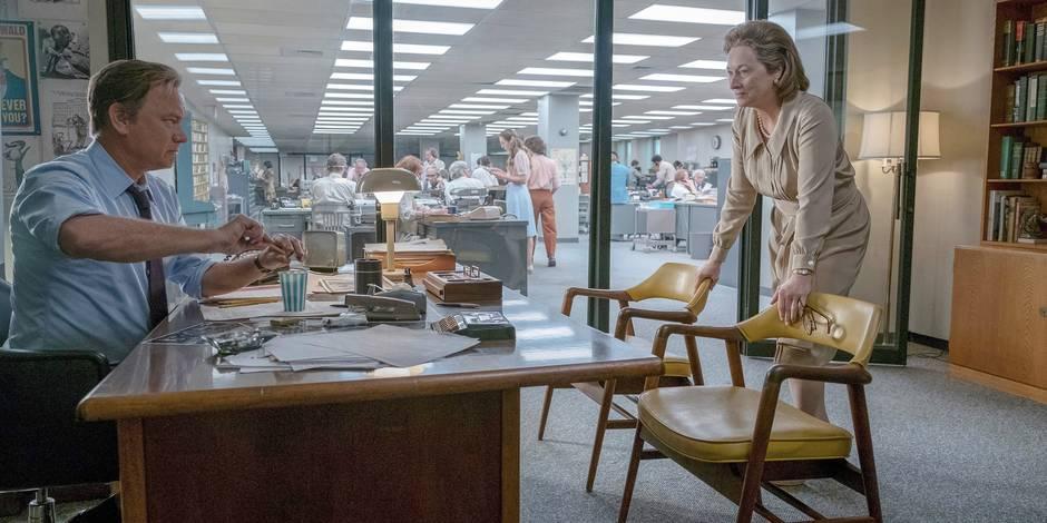 """Édito : """"Pentagon Papers"""" de Spielberg, une ode opportune au journalisme - La Libre"""