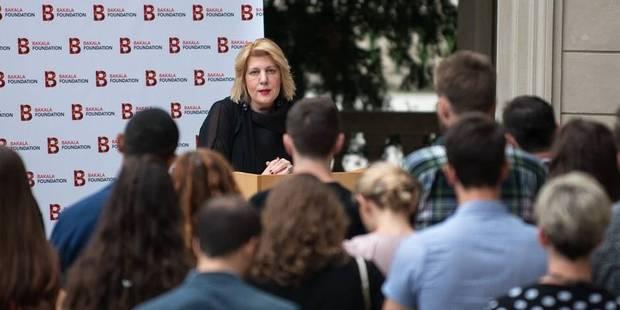 Dunja Mijatovic, nouvelle gardienne européenne des droits de l'homme - La Libre