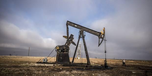 Le pétrole new-yorkais termine à son plus haut niveau depuis décembre 2014 - La Libre
