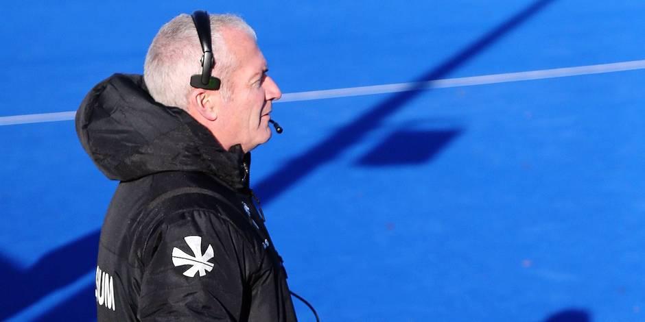 """Hockey: pour Shane McLeod, """"Coacher les Lions, c'est comme piloter une Ferrari"""" - La Libre"""