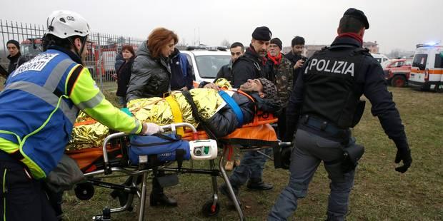 Italie: un déraillement de train près de Milan fait trois morts - La Libre
