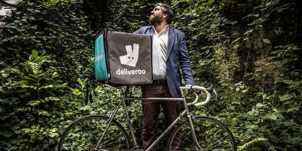 """Le patron de Deliveroo s'estime victime d'un petit groupe d'agitateurs: """"Nous offrons à nos coursiers le travail qu'ils ..."""