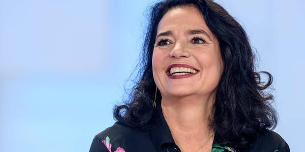 Elections communales 2018 : Christine Defraigne tirera la liste d'ouverture du MR à Liège - La Libre