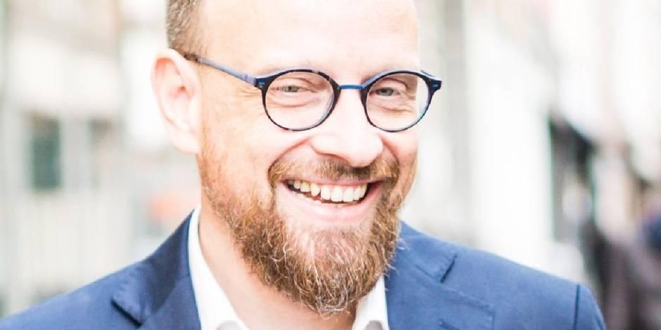 Communales : Didier Wauters sera tête de liste CDH à la Ville de Bruxelles