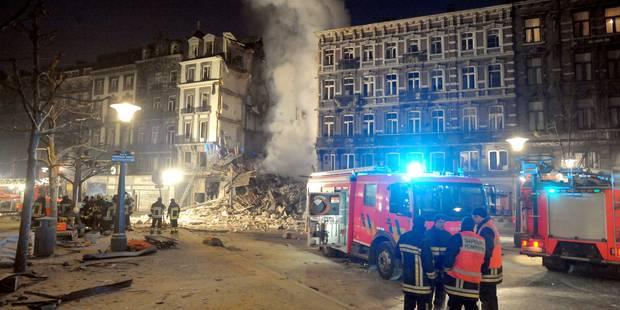 Explosion rue Léopold: le procureur du Roi Philippe Dulieu réagit aux accusations de la partie civile - La Libre