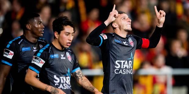 Pro League: Mouscron enfonce Malines et se rapproche du Top 6 (0-2) - La Libre