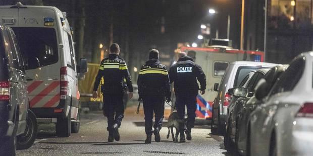 Un mort et deux blessés dans une fusillade à Amsterdam: la police écarte la piste terroriste - La Libre