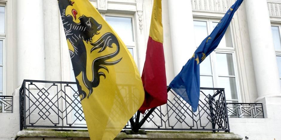 Geen commentaar: la Flandre brade son assurance autonomie à Bruxelles - La Libre