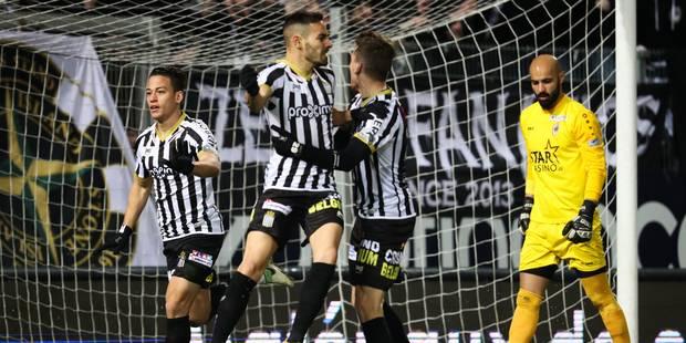 Pro League: Charleroi tenu en échec par neuf Anversois (1-1) - La Libre
