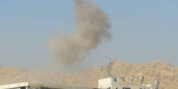 Attentat à Kaboul : le bilan atteint 103 morts et 235 blessés - La Libre