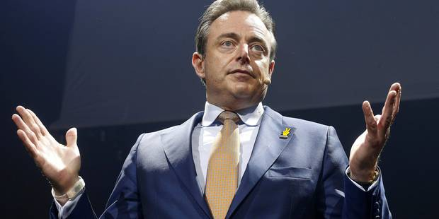 De Wever réfute toute négociation pour une investiture de Puigdemont au parlement flamand - La Libre