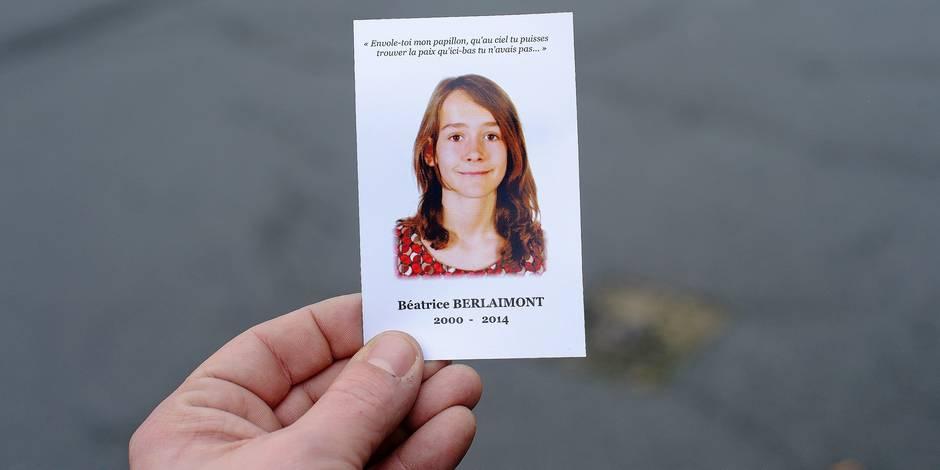 Arlon - Eglise Saint Martin: Funérailles de Beatrice Berlaimont retrouvée morte dans les bois de Sesselich