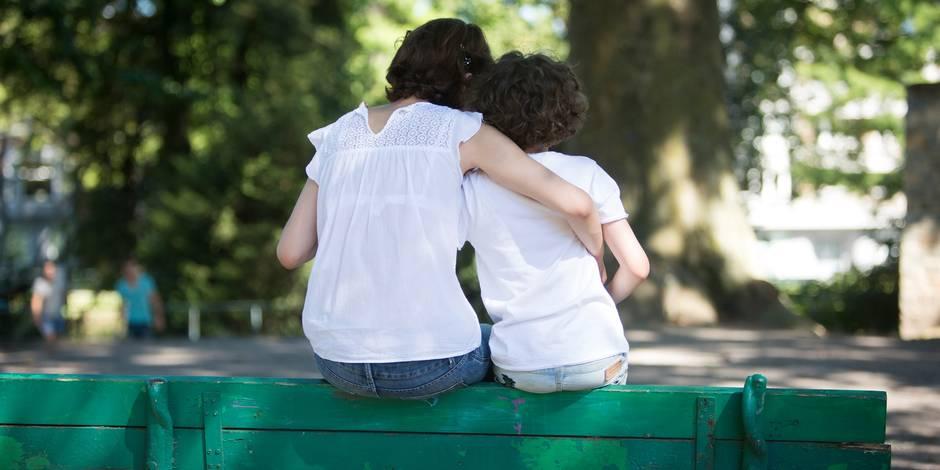 Comment grandir à côté d'une soeur ou d'un frère handicapé?? - La Libre