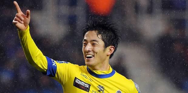 Morioka prêté à Anderlecht avec obligation d'achat - La Libre