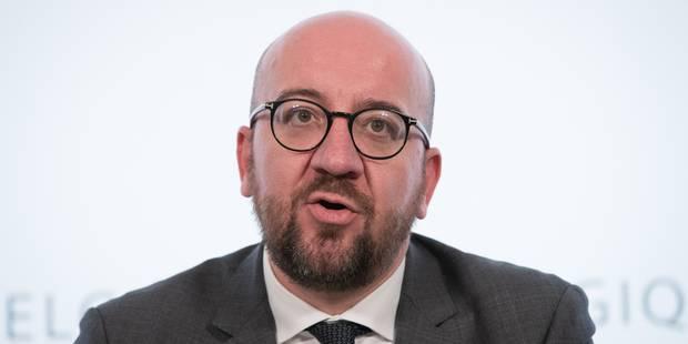 Visites domiciliaires : Charles Michel tiendra des consultations discrètes pour faire baisser la pression - La Libre