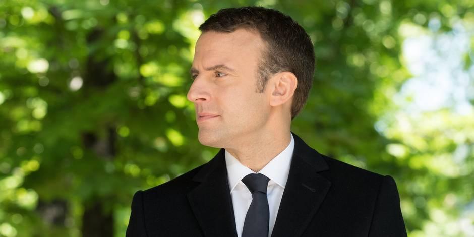 La popularité de Macron et Philippe chute en janvier
