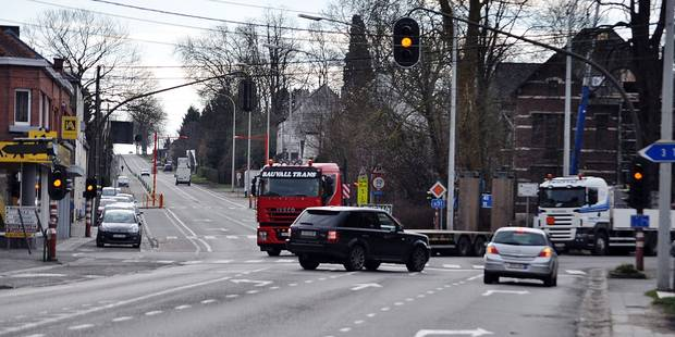 Le projet de rond-point est menacé à Beauvechain - La Libre