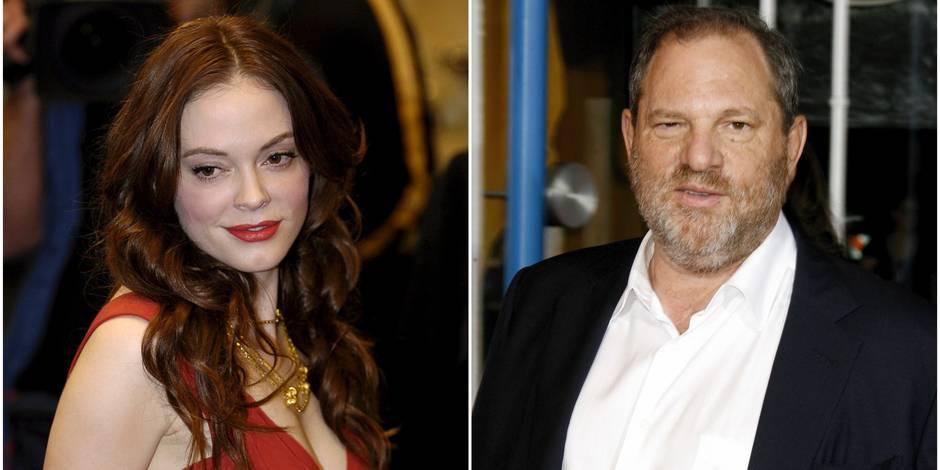Harvey Weinstein sort de son silence et s'en prend à Rose McGowan : « Ces accusations sont fausses »