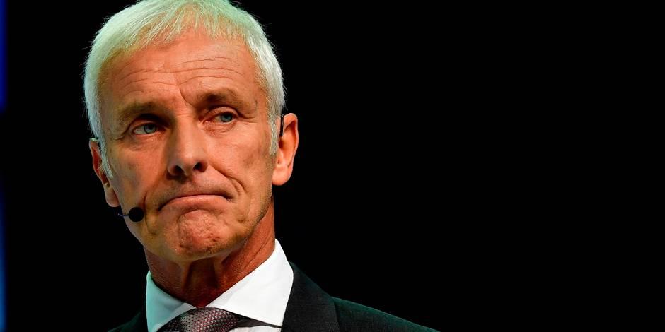 Tests controversés: Volkswagen a voulu dissimuler un rapport gênant