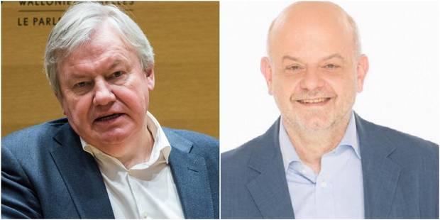 """Eddy Caekelberghs suspendu par la RTBF: le ministre Marcourt """"troublé"""" - La Libre"""