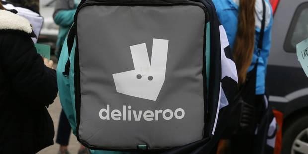 Deliveroo: les 600 coursiers affiliés à la Smart ne reprendront pas le travail jeudi - La Libre