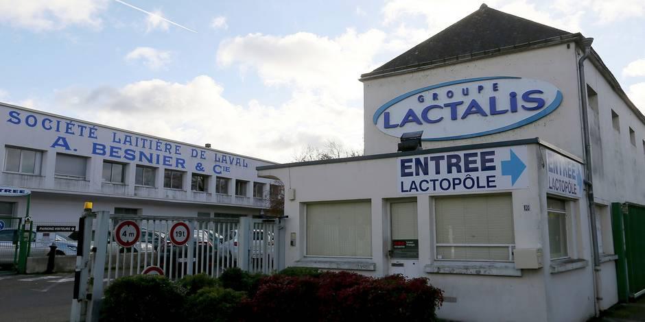 La crise du lait contaminé va coûter des centaines de millions annonce le PDG de Lactalis