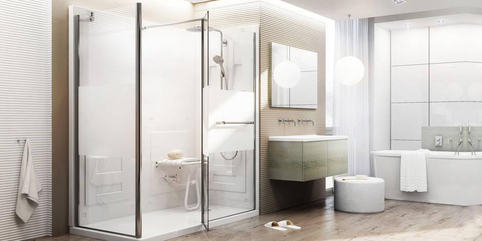Salle de bains : comment l'aménager pour un senior ?
