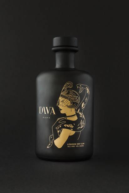 Diva Gin London, 42.50€