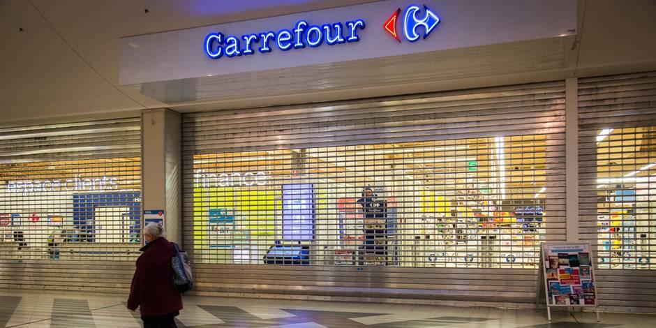 Les employeurs s'arrachent les licenciés de Carrefour - La Libre