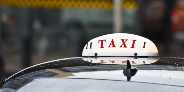 Le gouvernement bruxellois donne un premier feu vert à un nouveau plan taxis - La Libre