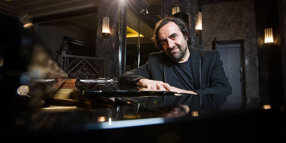 On a pris une leçon de musique orientale avec André Manoukian - La Libre