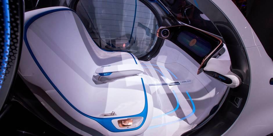 Des moteurs automobiles avec toujours plus de neurones pour remplacer à terme le conducteur