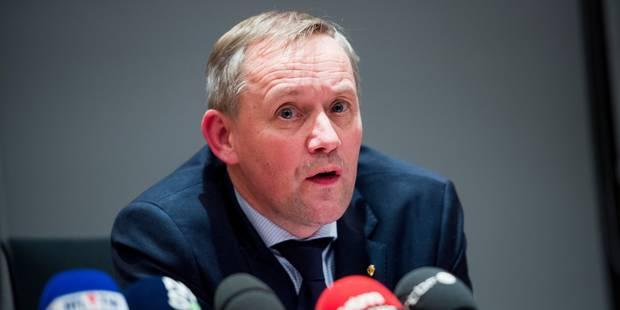 Koen De Brabander n'est plus le CEO de l'Union Belge de football - La Libre