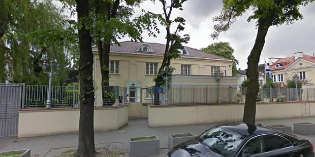 """L'ambassade d'Israël à Varsovie dénonce une """"vague d'attaques à base d'antisémitisme"""" - La Libre"""
