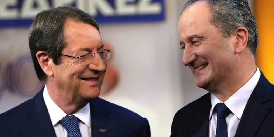 À Chypre, plus que la réunification, le thème de l'économie domine la présidentielle