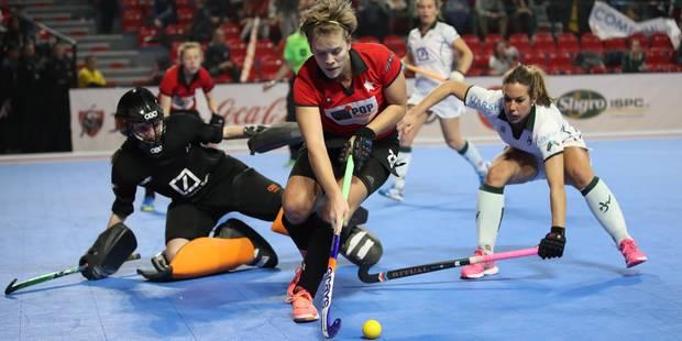 Hockey indoor (finale dames) : le Waterloo Ducks s'impose aux shoot-outs! (VIDEOS) - La Libre